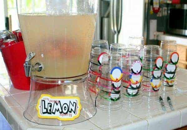 Easy Peasy Lemonade Punch Recipe