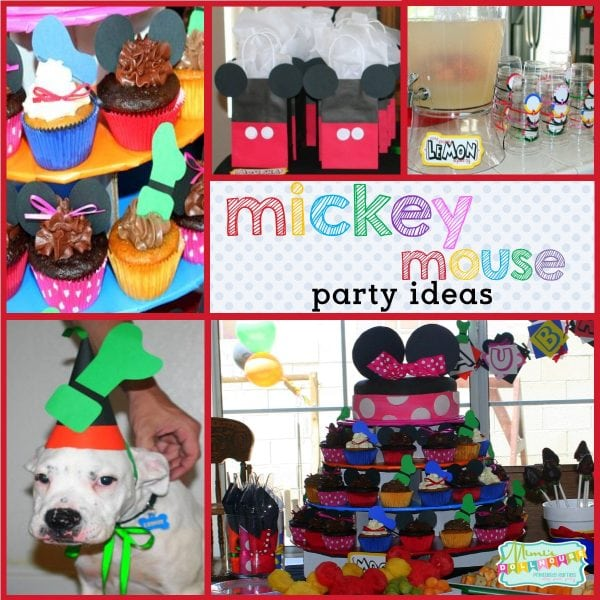 Marvelous Mickey Mouse Clubhouse Birthday Party Funny Birthday Cards Online Hendilapandamsfinfo