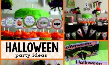 Halloween: FREE Halloween Party Printables
