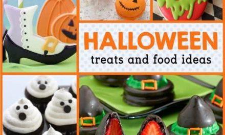 Halloween: Halloween Treats and Food Ideas