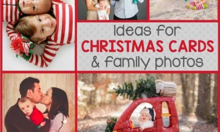 Ideas for Family Photos + Christmas Photo Trends