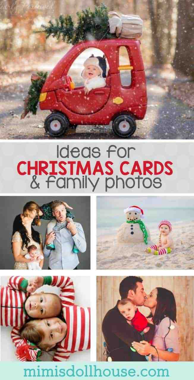 Christmas Picture Trends: Ideas for family photos and Christmas cards. If you are thinking about custom Christmas cards this year, or just want some adorable family photos, you need some creative and festive photo ideas to get you going. Today we are sharing some fun Christmas pictures ideas and trends in family photos. #holiday #photo #photography #christmas #winter #familyphotos #pictures #diy #holidaycards