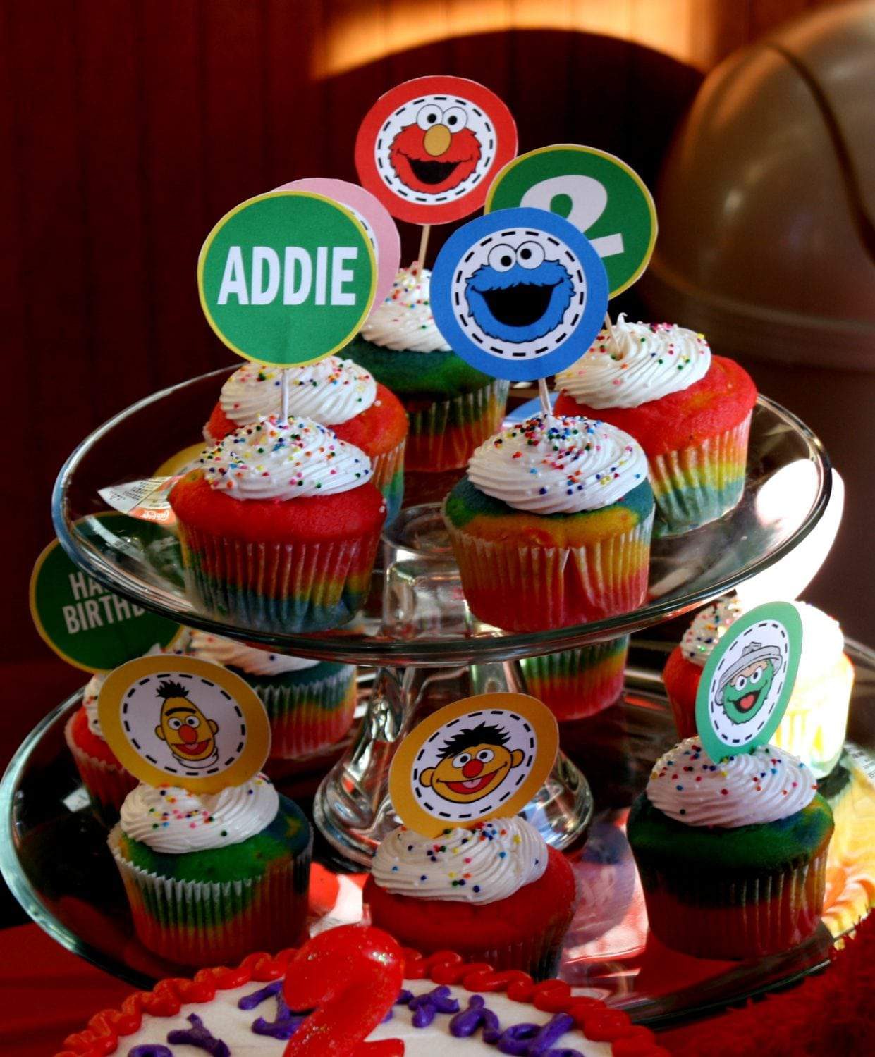 Sesame Street Party: Addie's 2nd Birthday {REAL PARTY}