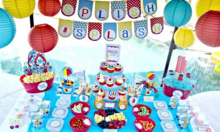 Pool Party: Splish Splash School's Out Party