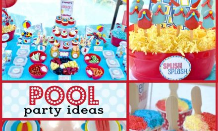 How to Plan the Perfect Pool Party