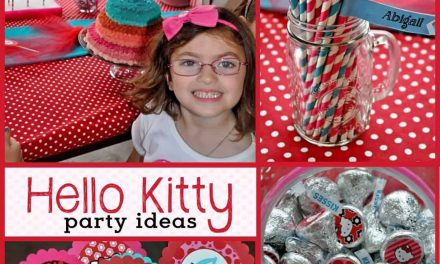 Hello Kitty Party Decorations: Abigail's Purr-fect Party