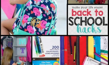 Back to School Hacks: Going Back to School Without Going Crazy
