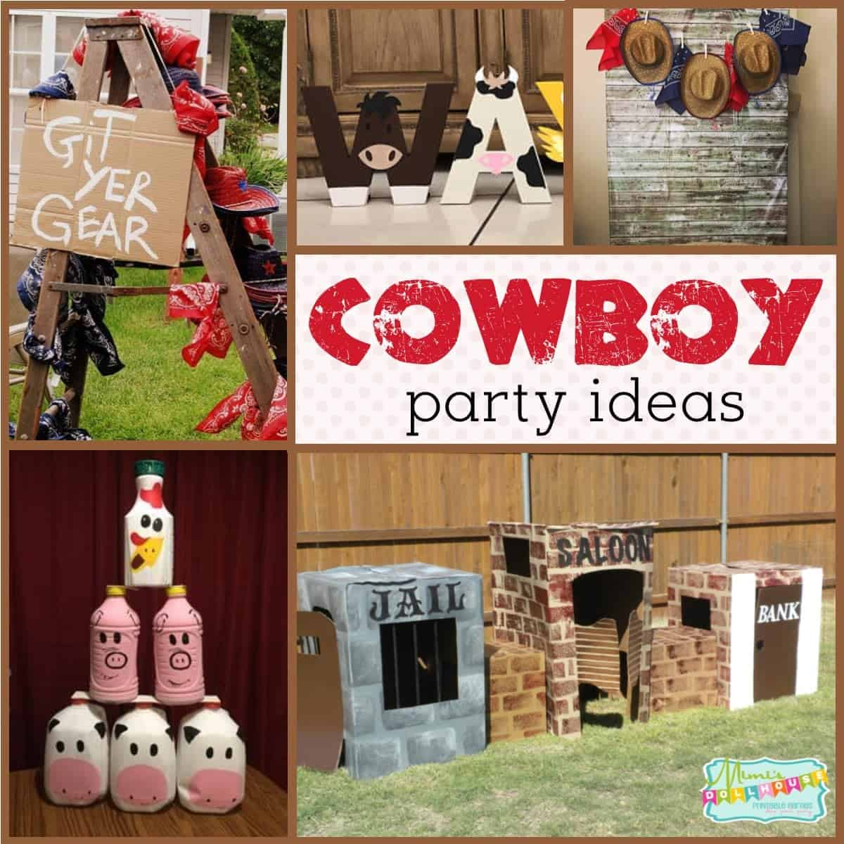 Cowboy Party Ideas: How To Throw A Western Party