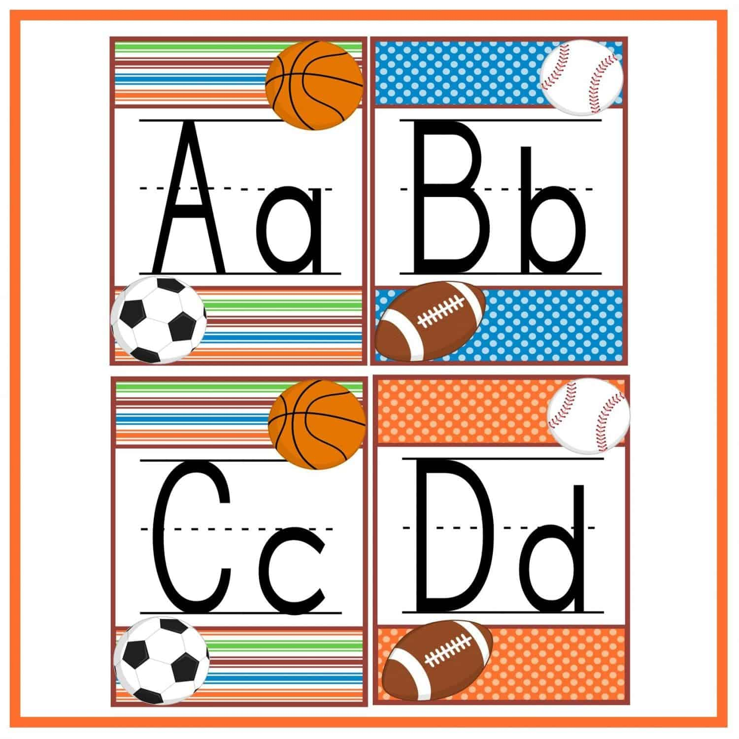 photo regarding Printable Word Wall Letters identify Back again toward University: No cost Printables for Instructors - Mimis Dollhouse