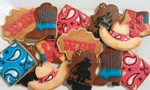 Cowboy Birthday Party: Cowboy Themed Desserts | Mimi's Dollhouse