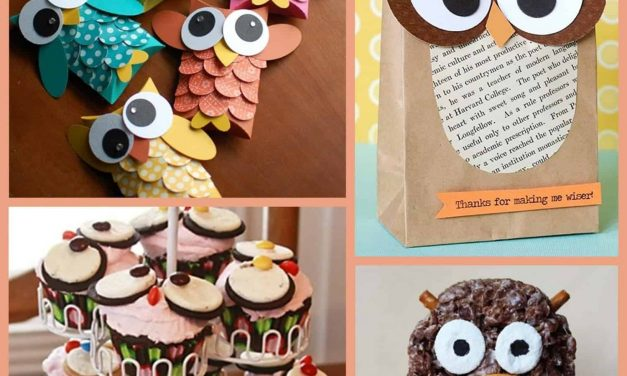 Owl Party: Ideas for an Owl-tastic Party