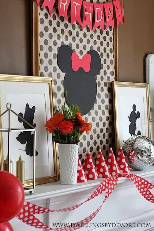 Minnie Mouse Party Theme 10 Stylish Minnie Mouse Parties