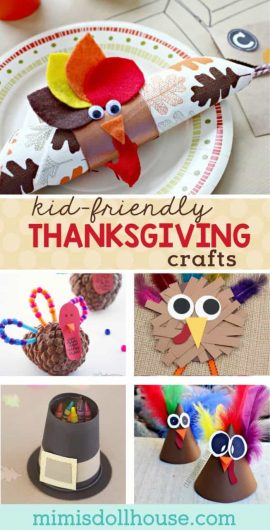 Thanksgiving: Kid-Friendly Turkey Crafts.  When it comes time to cook that turkey, keep your little one's entertained with some fun turkey crafts.  These turkey crafts are friendly and adorable. #kids #crafts #kidcrafts #diy #thanksgiving #holiday #parties #kidparty #turkey #fall #autumn