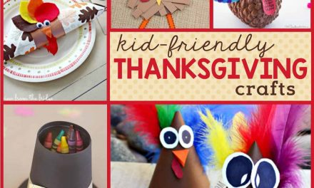 Thanksgiving: Kid-Friendly Turkey Crafts