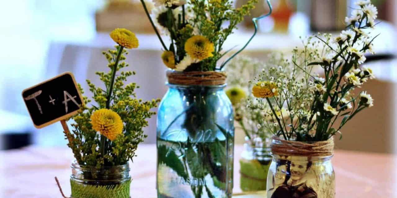 Vintage Wedding: Lemon and Lime