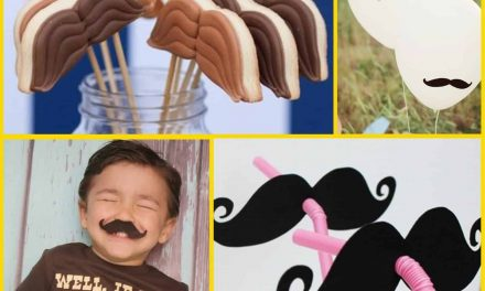 Mustache Party: Ideas for a Mustache Bash
