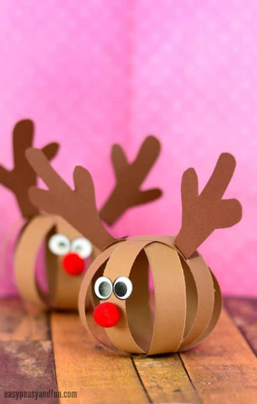 Christmas Reindeer Party Mimi S Dollhouse