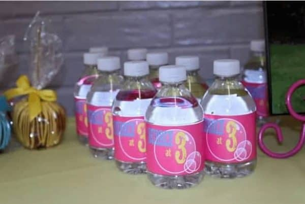 Bubble Party: Journee's Bubbly at 3-Mimi's Dollhouse