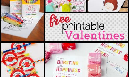 Valentine's Day: Clever FREE Valentine's Day Printables