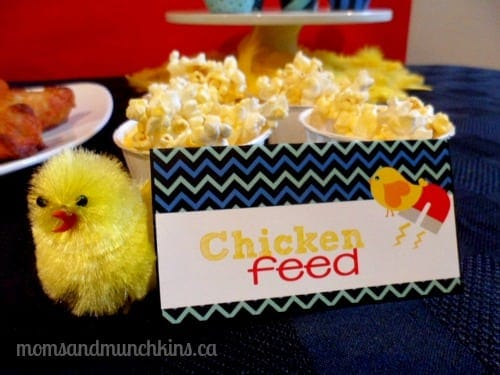chick-feed