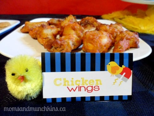 chick-wings
