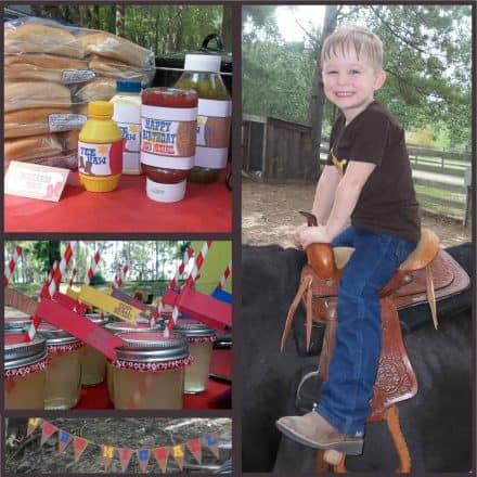 Cowboy Party: John Michael's Buckaroo Bash-Mimi's Dollhouse