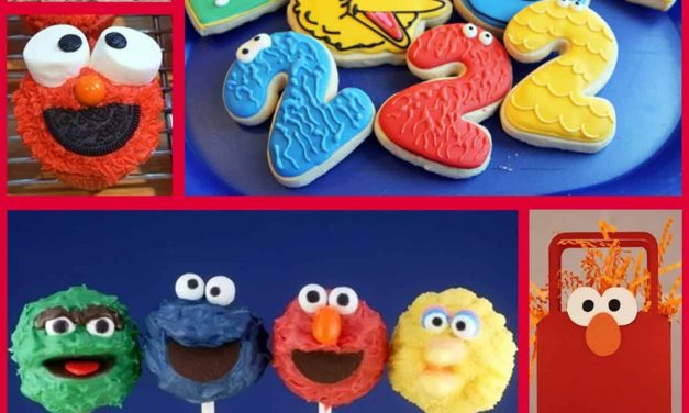 Must-See Sesame Street Party Ideas