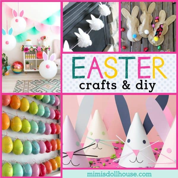 Easter Egg Tastic Easter Egg Crafts Mimi S Dollhouse