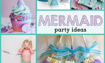 Mermaid Birthday Party: Mermaid Party Ideas