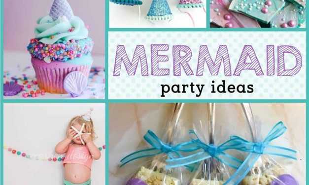 26 Fin-tastic Mermaid Party Ideas