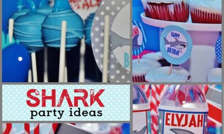 Shark Party: Elyjah's Shark Attack