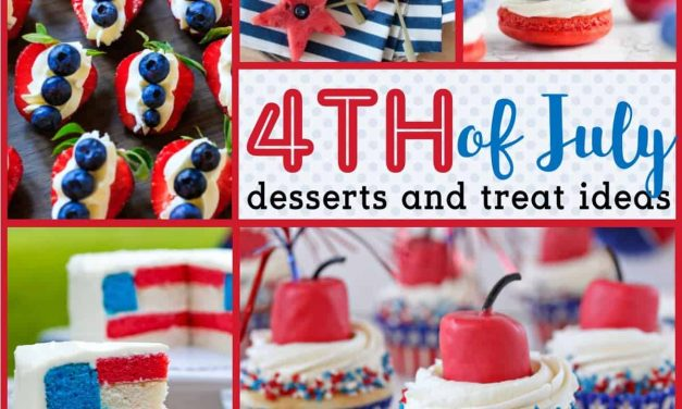 70 Shockingly Easy 4th of July Food Ideas
