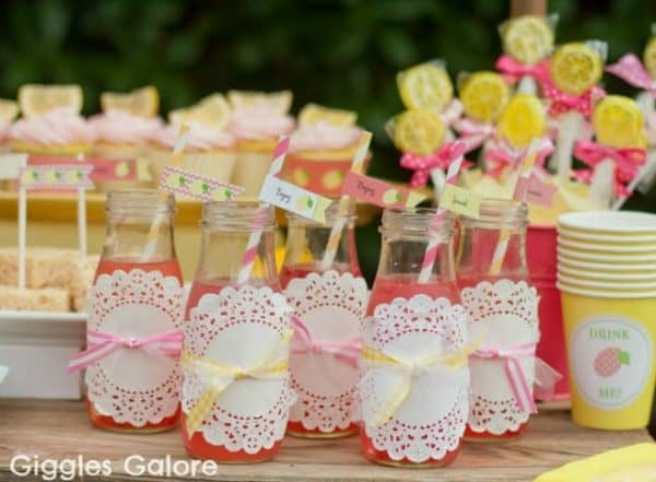 Lemonade Stand: 10 DIY Lemonade Stand Ideas | Mimi's Dollhouse