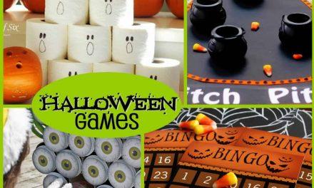 Halloween: Spooky Fun Halloween Game Ideas