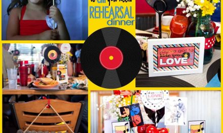 Beatles Wedding: All you need is LOVE Rehearsal Dinner