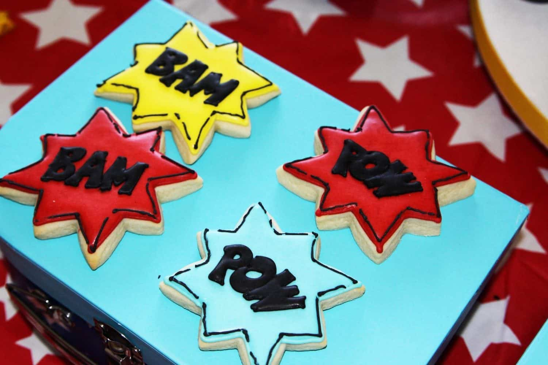 Super Hero Party: Super Gavin's Super Party