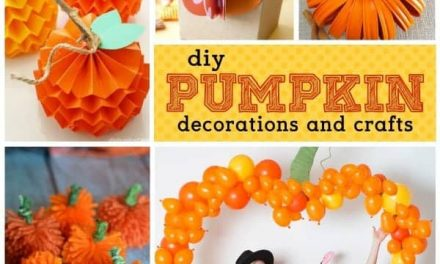 Fall Favorite Pumpkin Party Ideas + Crafts