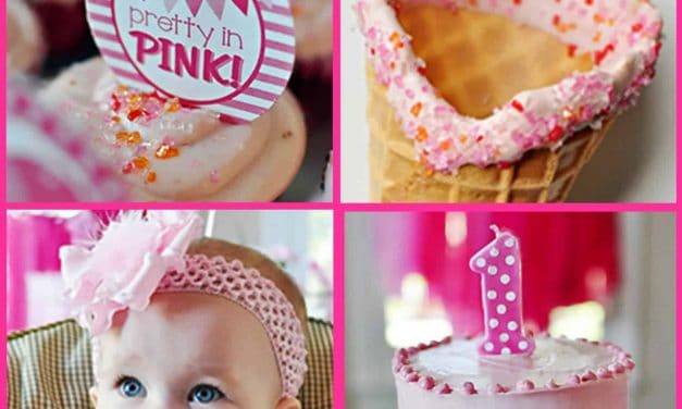 Pink Party: Pretty in Pink and oh so fun!!