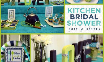 Kitchen Bridal Shower: Love in the Kitchen