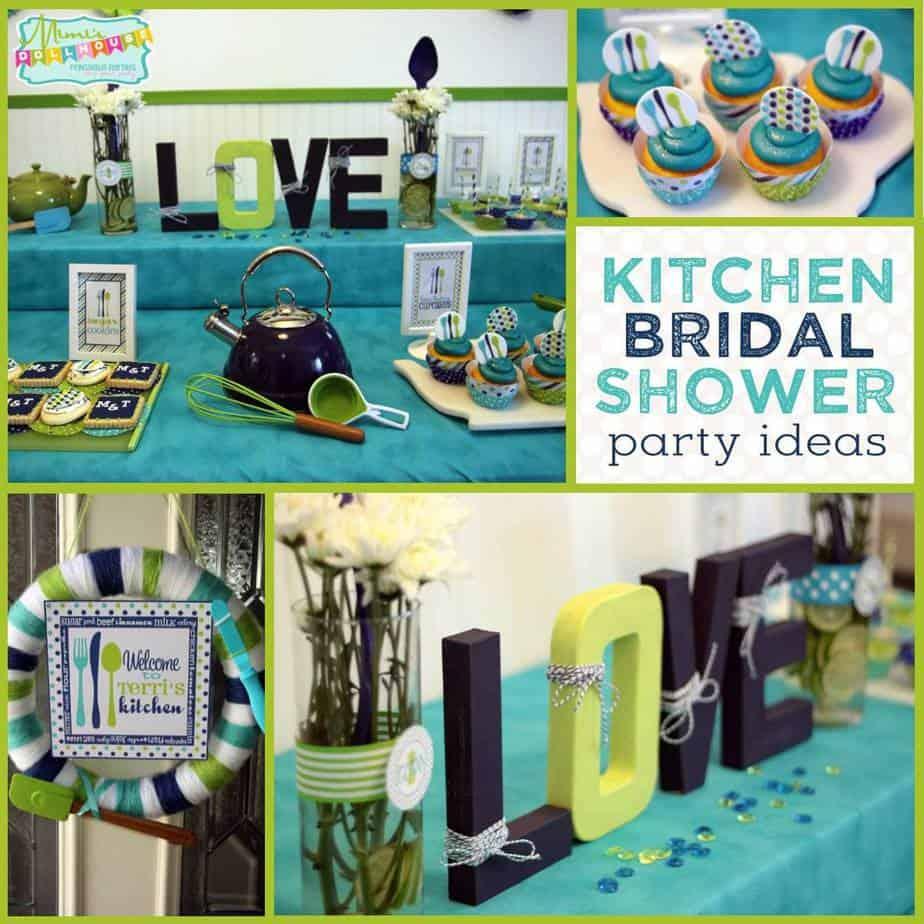kitchen bridal shower love in the kitchen mimis dollhouse