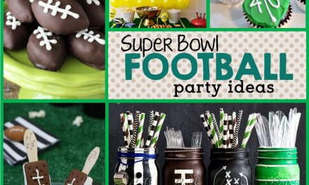 Super Bowl Party: Football Party Ideas