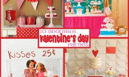Valentine's Day: 10 Valentine Parties You'll Adore