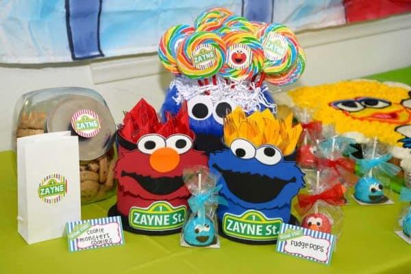 zayne printable party 20