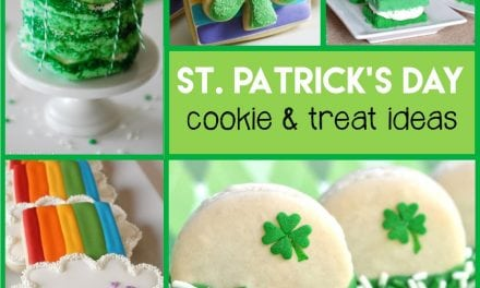 St. Patrick's Day: Sweet Treats and Festive Cookies