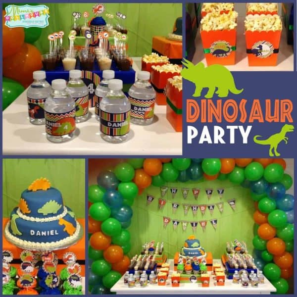dino party pic