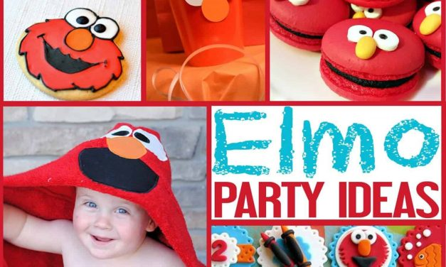 Sesame Street Party: Ideas for an Elmo Party.