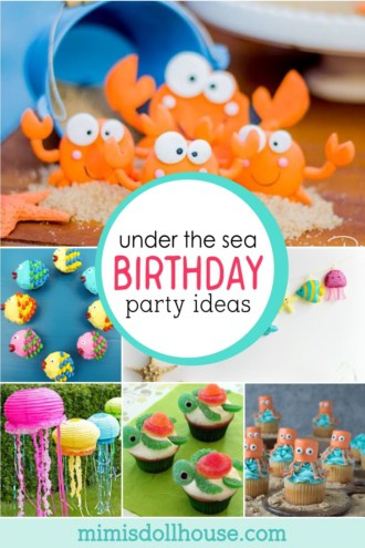 If You Liked These Ideas Please Pin This Image To Your Birthday Party Pinterest Board