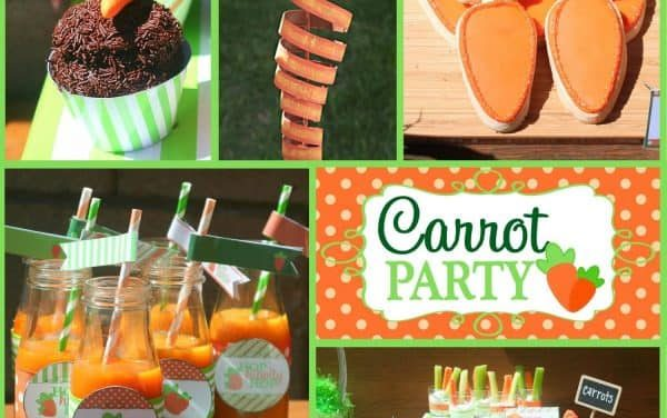 Easter: Carrot Party