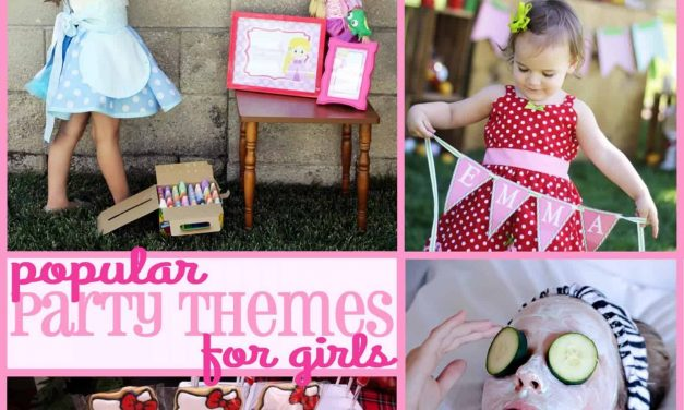 Trending Party Themes for a Girl Birthday