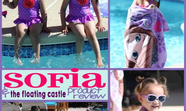 Product Review: Sofia and the Floating Palace